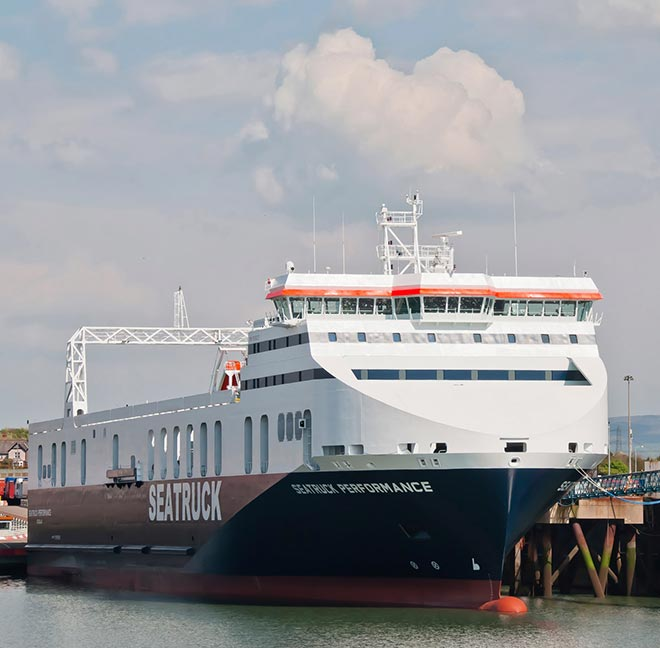 Seatruck Performance