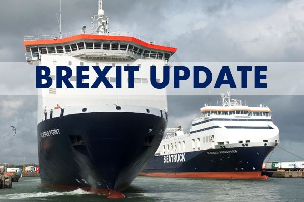 seatruck brexit update