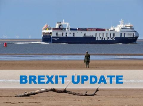 Seatruck Brexit Update